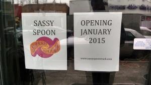 sassy spoon